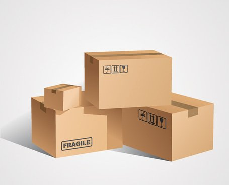 Cardboard Box Vector Set (Free), Clip Arts - Clipart.me