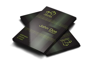 Creative immobiliare Business Card