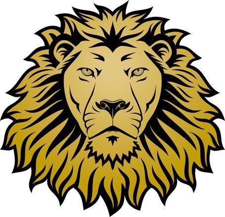 Lion 00125, Cliparts - Clipart.me