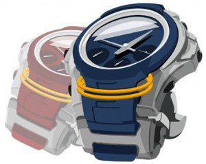Stock Ilustrations Watches
