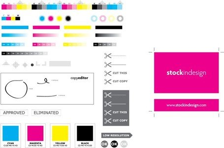 Standard Cmyk Color Values U200Bu200B