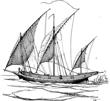 Lateen Sails