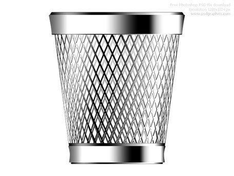 Trash Can Clip Art, Vector Trash Can - 1000 Graphics - Clipart.me