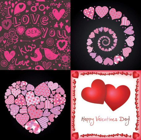 4 elements of lovely Valentine's Day