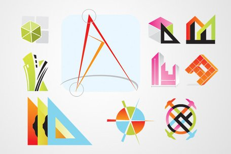 Architectural Logo Elements (Free)