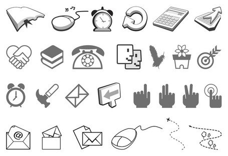 angular stickers button icons
