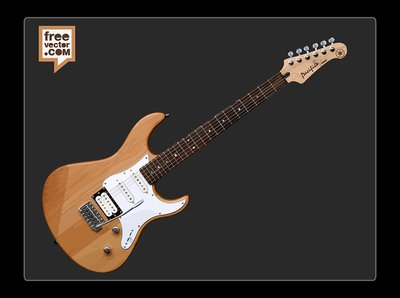 Yamaha Detailed Pacifica Electric Guitar