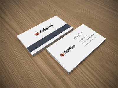 Business Card MockUp\