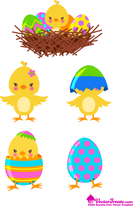 Egg Stra Special Royalty Free Easter Vectors Clip Arts
