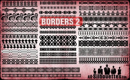 34 Download Vector Borders