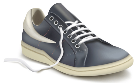 Sneaker Free Vector Illustrator Graphics