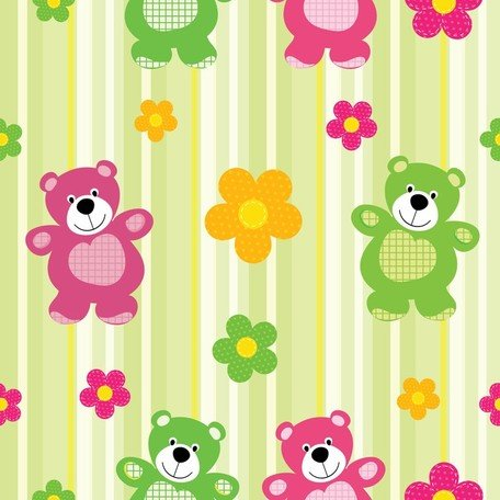 Cute Cartoon Background