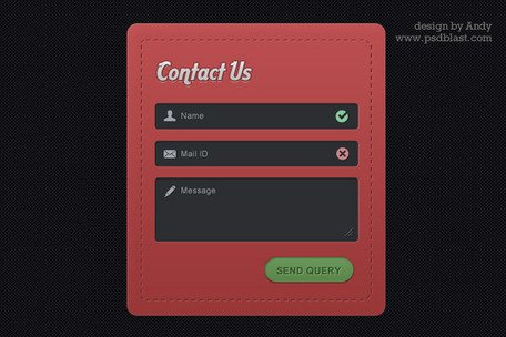 Contact formulier PSD