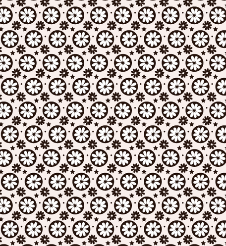 Hippie Free Photoshop And Illustrator Pattern