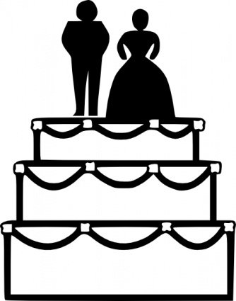 free wedding cake clipart and vector graphics clipart me rh clipart me wedding cake clipart background wedding cake silhouette clip art