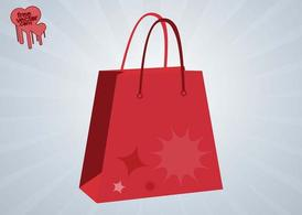 Borsa shopping grafica