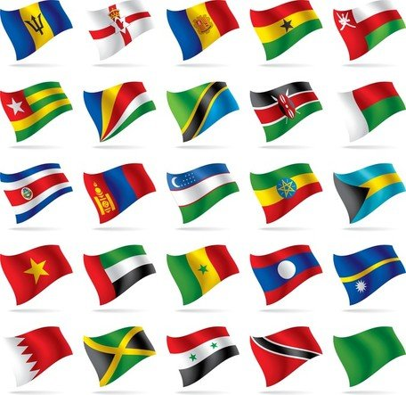 Free Countries And Regions Flag Flag Clipart and Vector ...