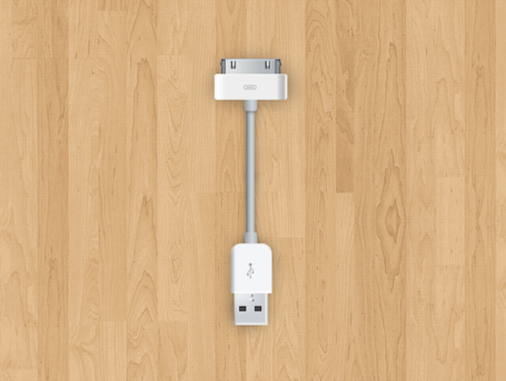 Caricabatterie USB Apple