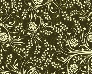 stock floral pattern-5646001