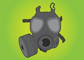 Gas Mask, Vector - Clipart.me