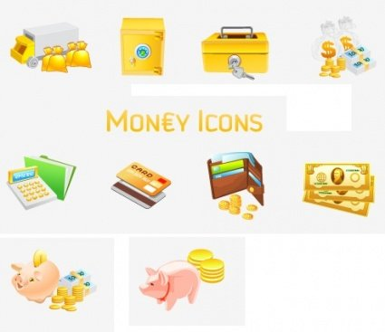 Money Icons