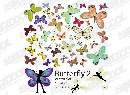 42 paragraph Butterfly