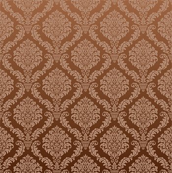 European-style tiled background pattern