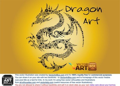 Arte gratis Dragon