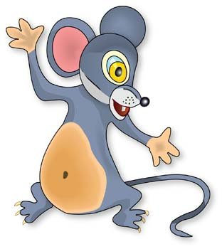 Mouse Vector 14