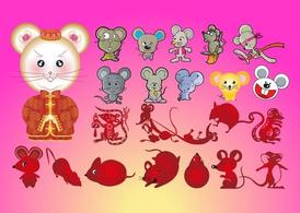 Mice Cartoons