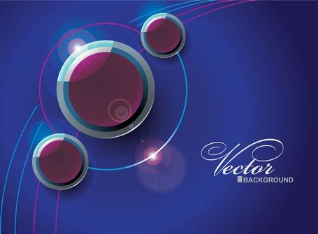 abstract vector background object 04