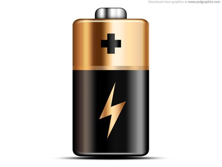 Free Batterie-Symbol (PSD) Clipart and Vector Graphics - Clipart.me