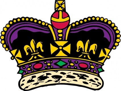 Clothing King Crown