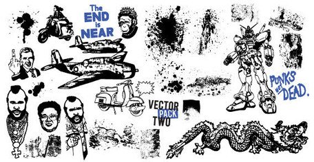 Free Vector Pack: Two