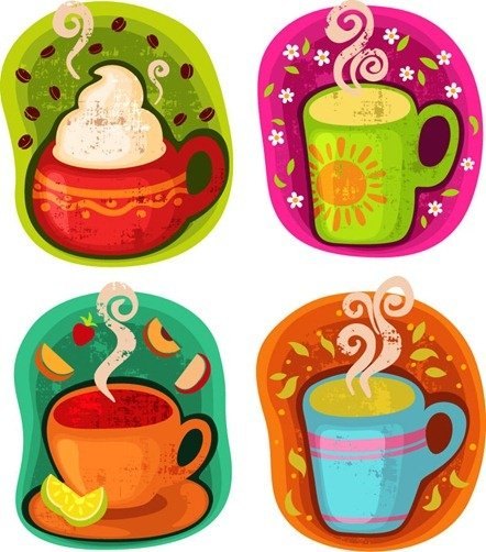 Cup of Hot Drink Coffee or Tea
