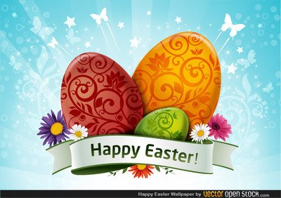Frohe Ostern-Wallpaper, Clipart - Clipart.me