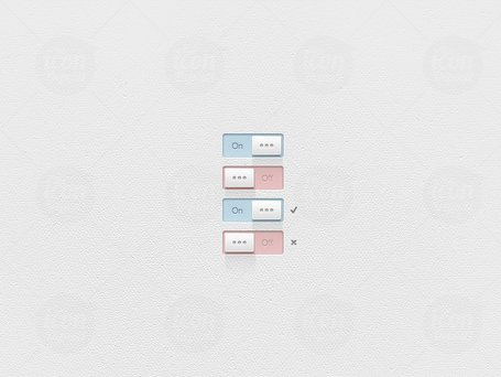 Light GUI Switches
