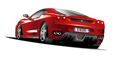 Ferrari sports car cool