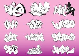 Graffiti Pieces