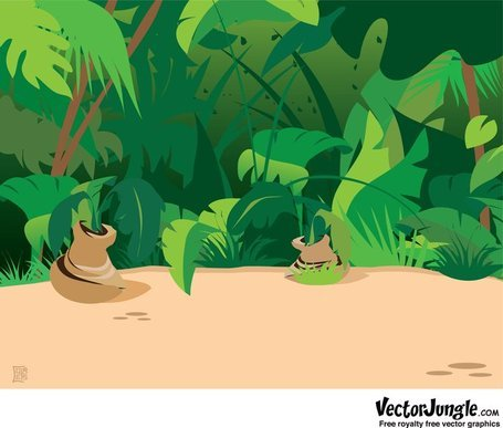 free jungle scene background clipart and vector graphics clipart me rh clipart me free jungle animal clip art download free jungle animal clip art download