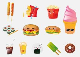 Food Cartoons