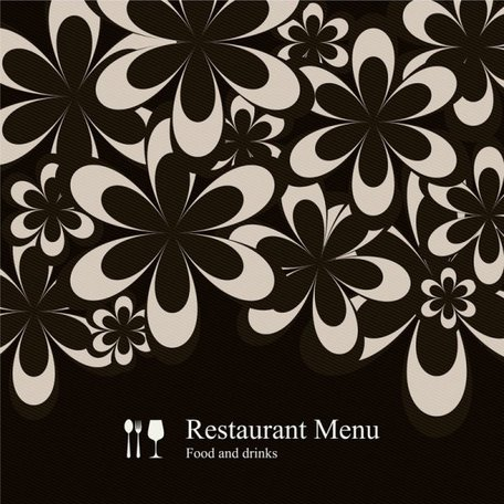 Continental menu template 13