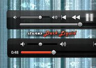 itunes Dark Liquid