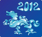 2012 anno del drago Design creativo 01