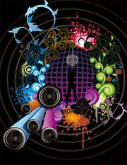 Cool trend of musical elements