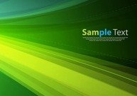 Light Background Green Abstract