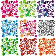 COLORFUL DOTS GRAPHICS.eps