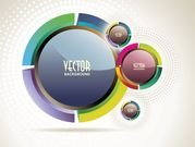 abstract vector background object 02