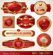 Gold Box Label Rouge