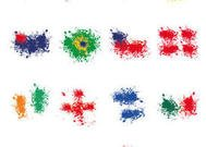 THE ART OF WORLD CUP FLAGS